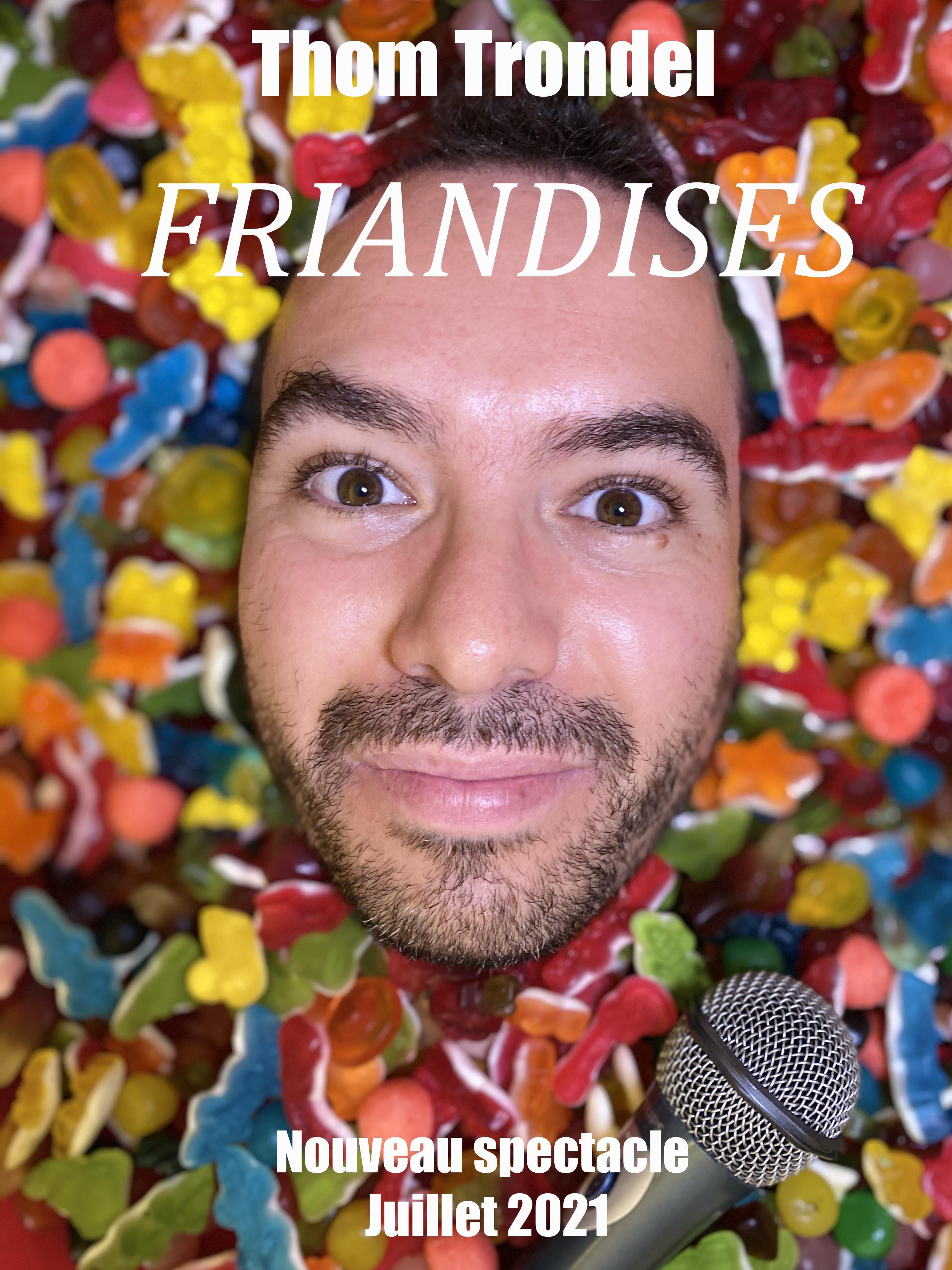 friandises test